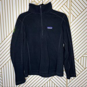 Patagonia Fleece Half Zip Sweater